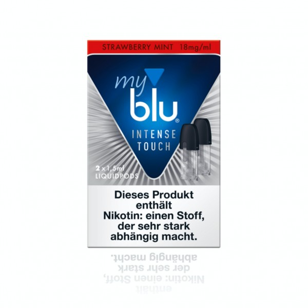 Myblu Intense Touch Strawberry (18mg/ml)