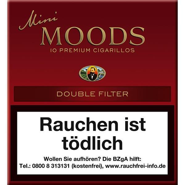 Dannemann Moods Double - Filter