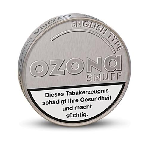 Ozona English Type Snuff