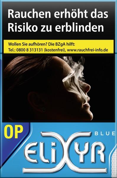 Elixyr Blue Zigaretten Big Pack