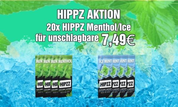 Hippz Aroma Infusion 20er-Aktion