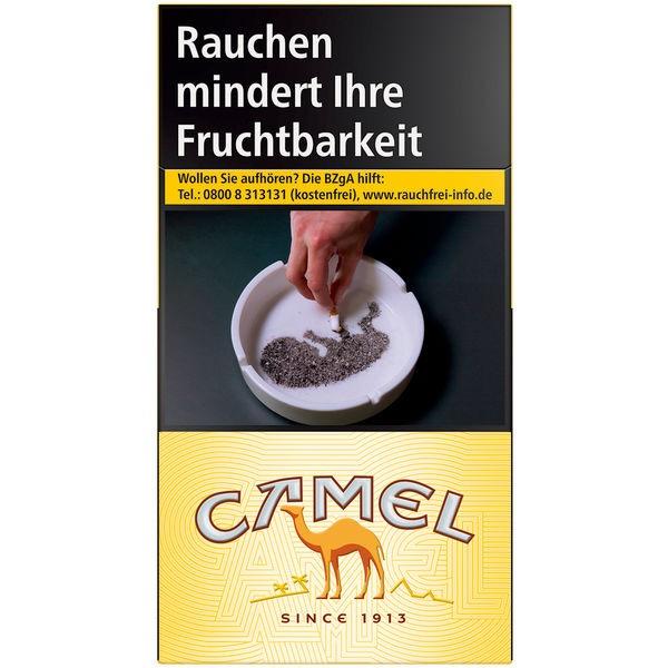 Camel Yellow 100