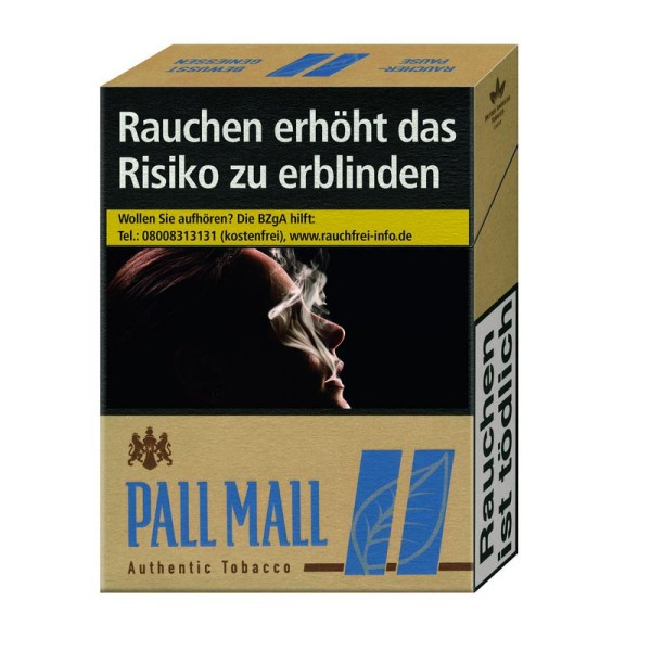 Pall Mall Authentic Blue L