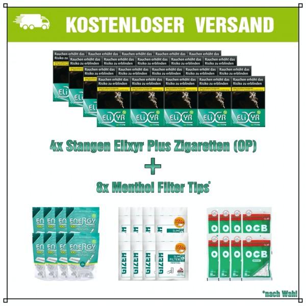 Elixyr+ Menthol XXL Aktionspaket (OP)