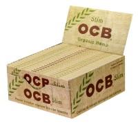 OCB ORGANIC HEMP KING SIZE SLIM