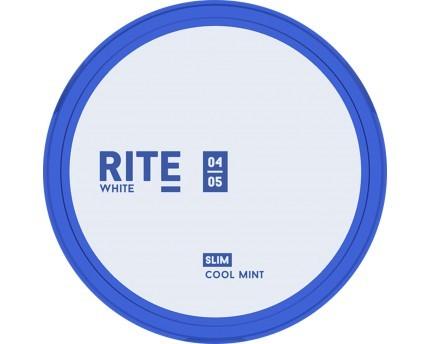 RITE Cool Mint Slim White