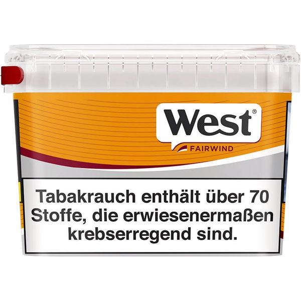 West Yellow Volumen XXL Box