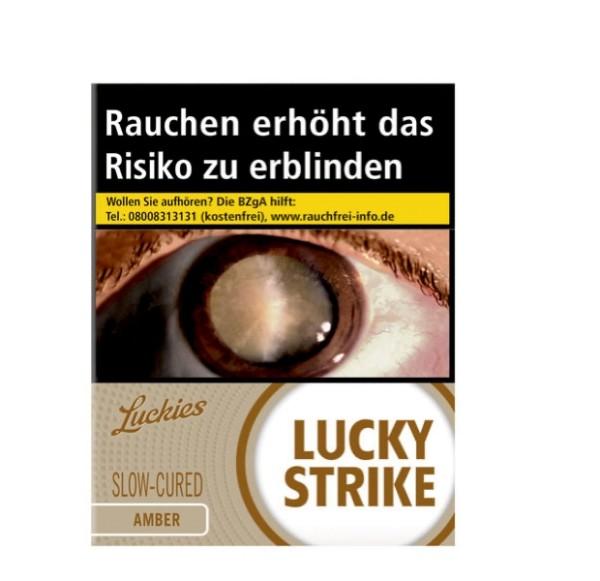 Lucky Strike Amber SUPER