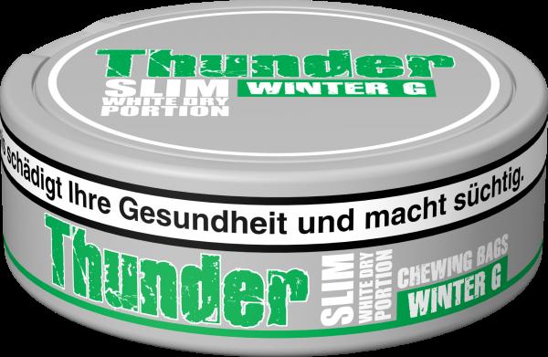 Thunder Winter G Slim White Dry
