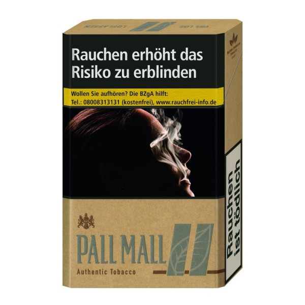 Pall Mall Authentic Silver