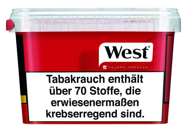West Red Volumen BOX