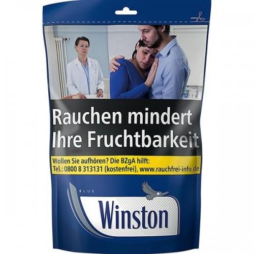 Winston Volumen Tobacco Blue