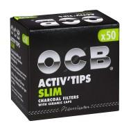 OCB Activ'Tips Slim (7mm)
