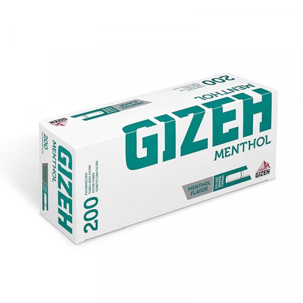 Hülsen Gizeh Menthol
