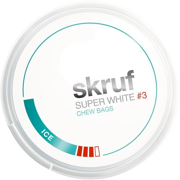 Skruf Super White Ice Slim #3