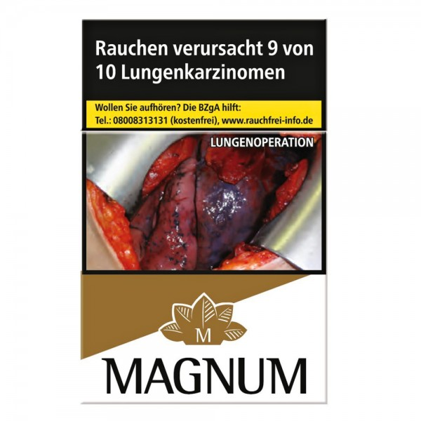 Magnum Gold Zigaretten