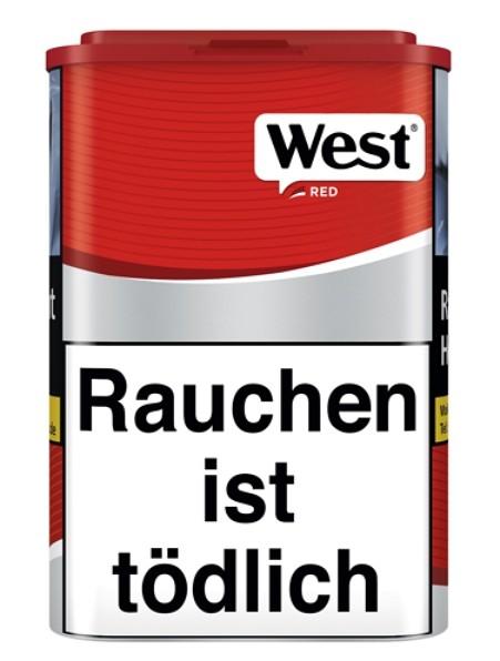 West Red Volumen Tabak Dose L