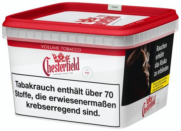 Chesterfield Red Volumen Box