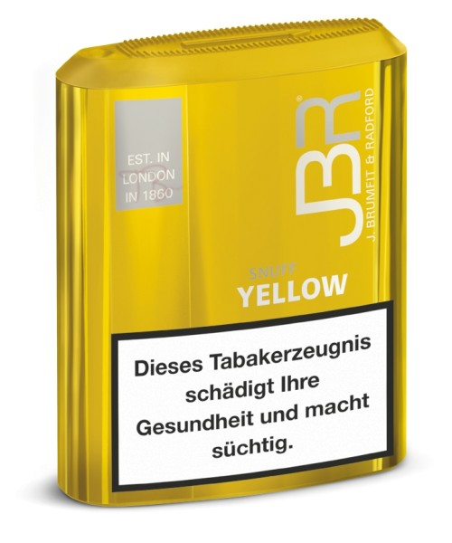 JBR Yellow Snuff