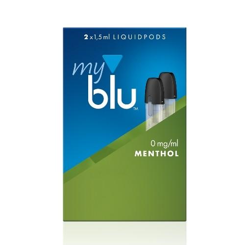 Myblu Menthol Liquidpod 0mg
