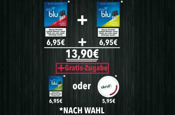 MyBlu Angebotspaket #2