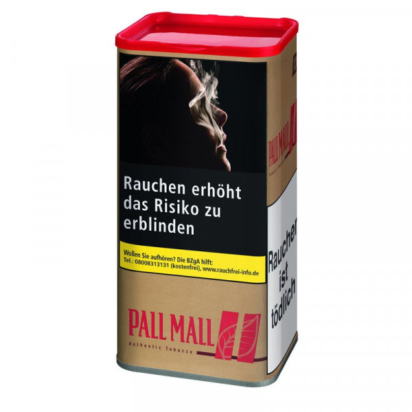 Pall Mall Authentic Red XXL Dose