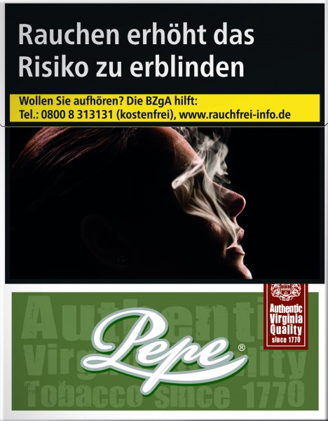 Pepe Rich Green Big Pack