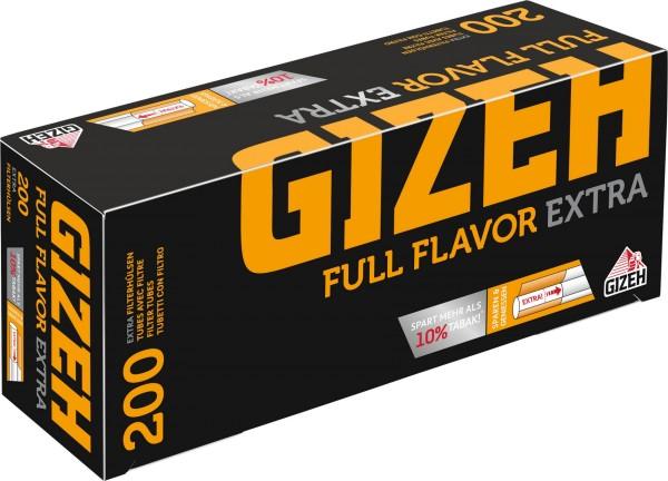Gizeh Full Flavor Extra Hülsen