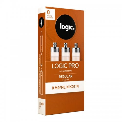 Logic Pro Caps Regular 0mg