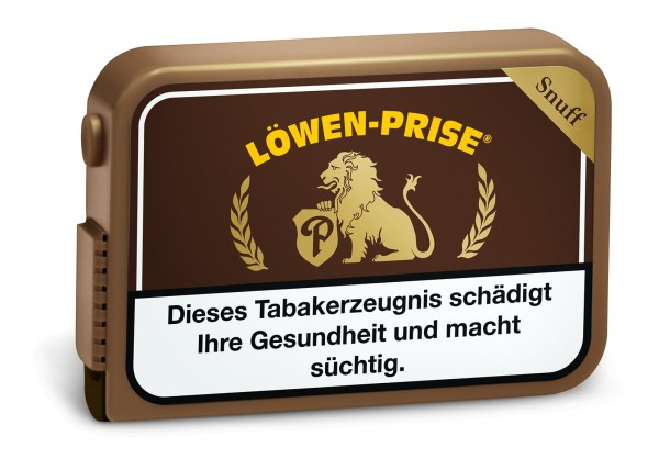 Löwen-Prise Snuff