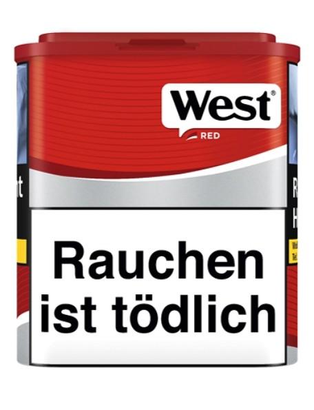 West Red Volumen Tabak Dose