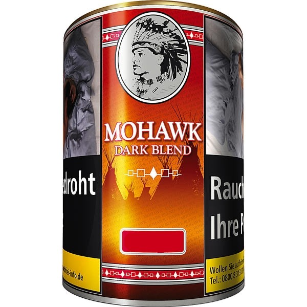 Mohawk Dark Indian Dose
