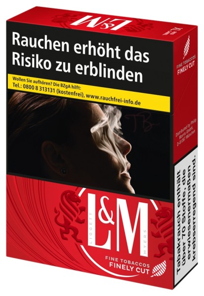 L&M Red XL