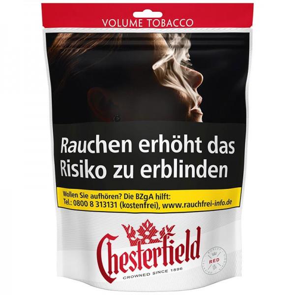 Chesterfield Red Volumen Beutel