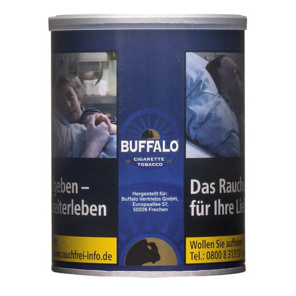 Buffalo Halfzware Blue Dose