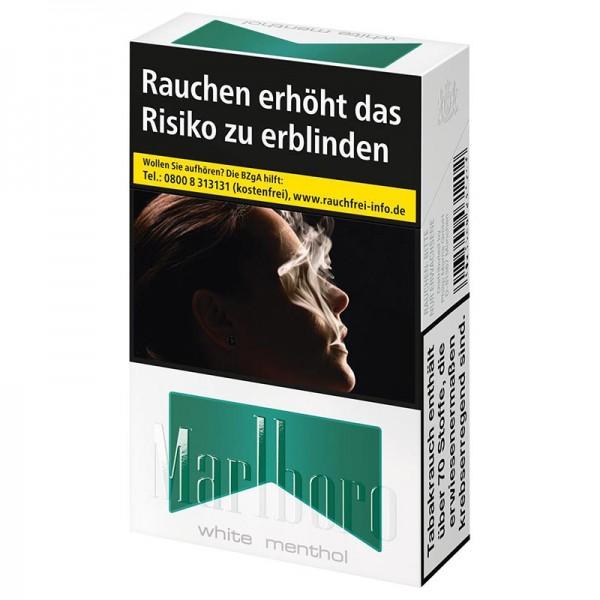 Marlboro Menthol White Zigaretten