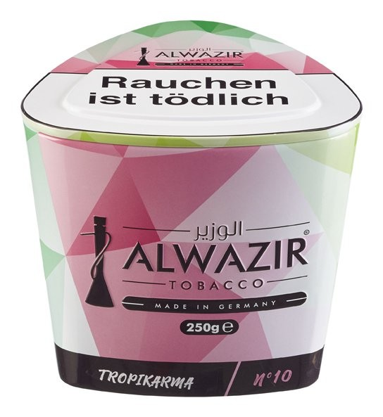 Al Wazir Tobacco 250g - No. 10 Tropikarma