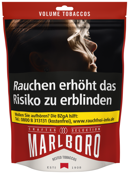 Marlboro Crafted Selection Red Nachfüll-Beutel