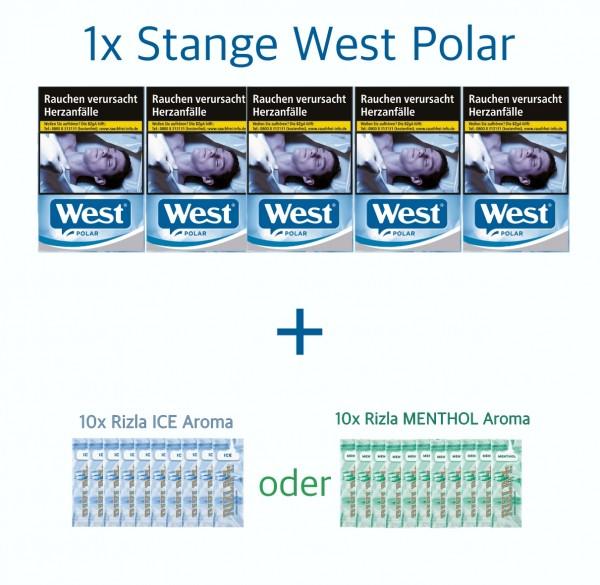 West Polar MENTHOL Aktionspaket