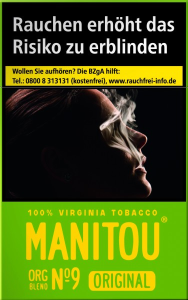 Manitou Green No9 OP