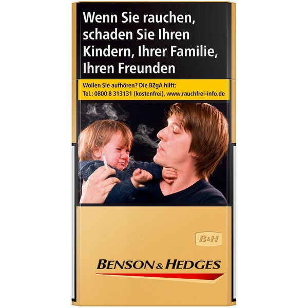 Benson & Hedges Gold 100