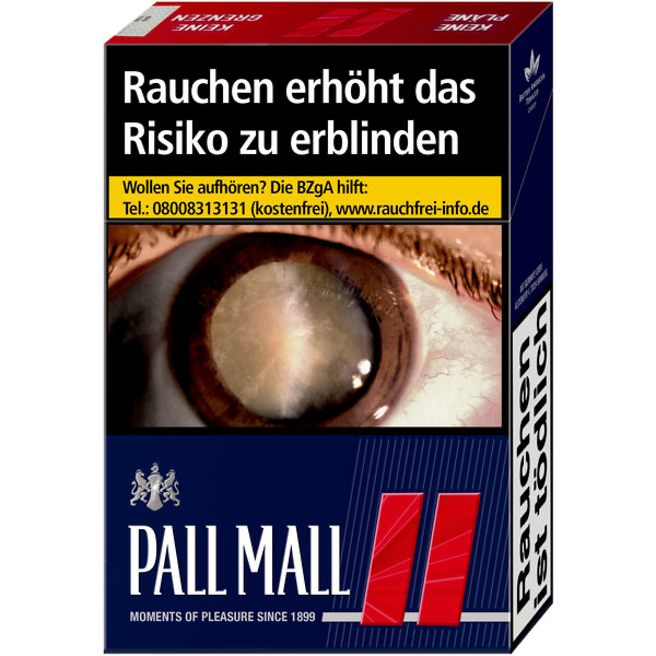 Pall Mall Red OP