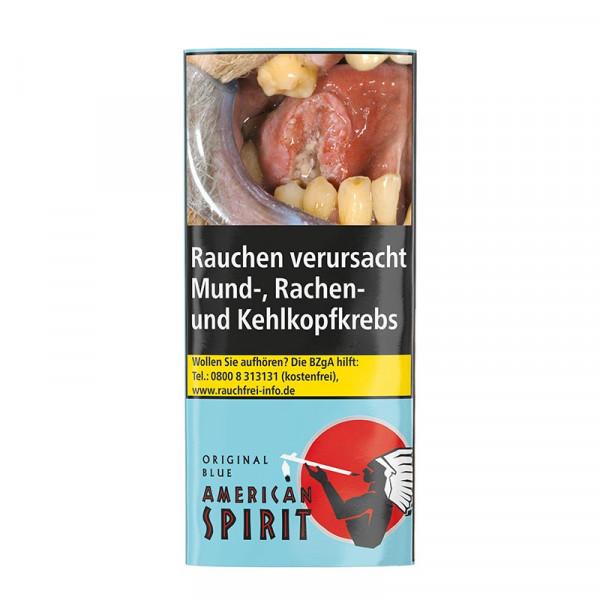 American Spirit Original Blue Tabak