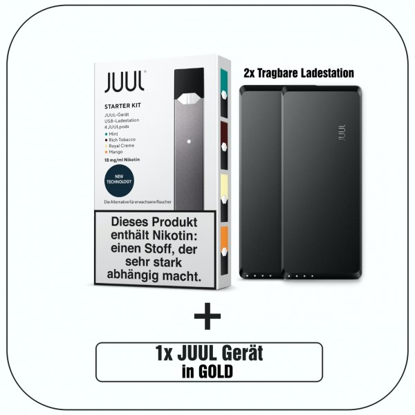 JUUL Aktionspaket
