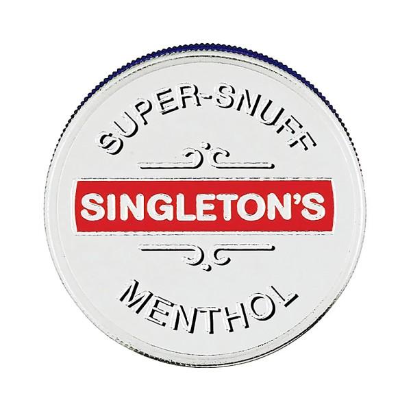 Singleton's Menthol Super Snuff