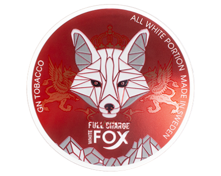 White Fox Red Full Charge