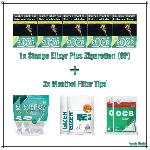 Elixyr+ Menthol Aktionspaket (OP)
