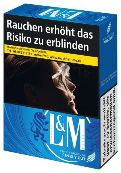 L&M Blue XXL