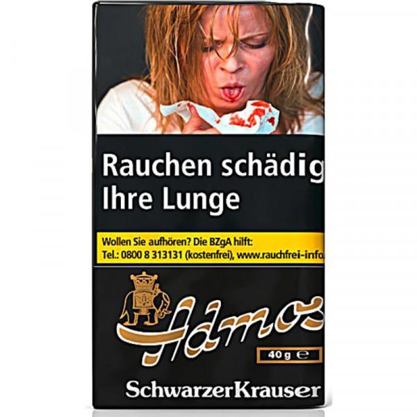 Admos Schwarzer Krauser