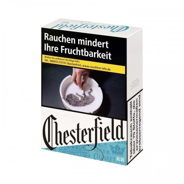 Chesterfield Blue XL